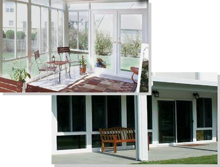 Alpha Plus Sunroom Doors