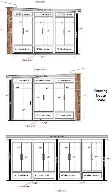 Modular Sunroom Walls Sunroom Kits Wall Systems Diy