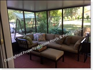 Hard Top Screened Rooms Screened Patio Enclosure Kits