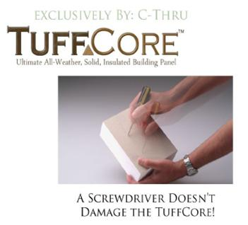 C-Thru Tuff Core Panels
