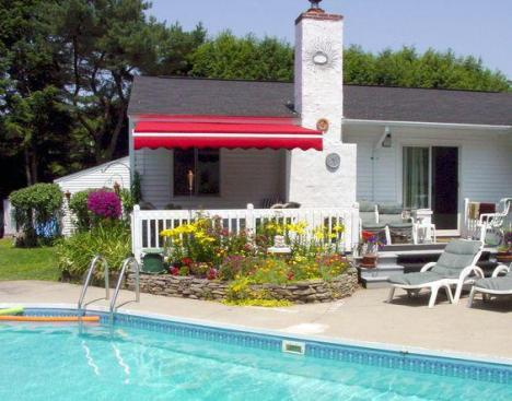 Retractable Awnings | Motorized Patio Covers | Lateral Arm ...