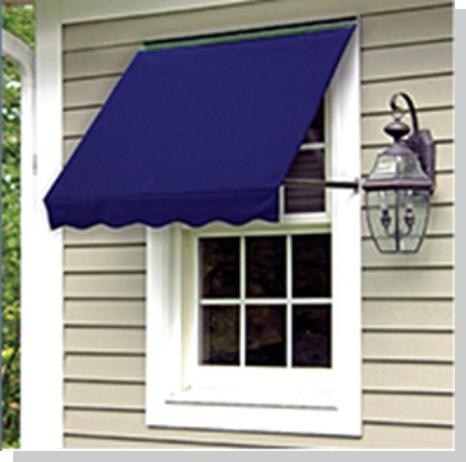 Outdoor Fabric Window Awnings Usa Series 3300 Sunbrella