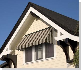 Fabric & Aluminum Window Awnings