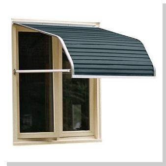 Series 4100 Outdoor Window Awning