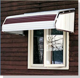 Series 4500 Outdoor Window Awning