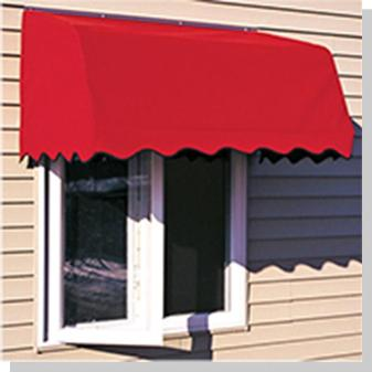 Series 4700 Outdoor Window Awning