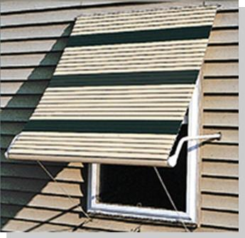 Series 5500 Outdoor Window Awning